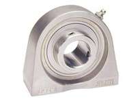 IPTCI Bearing SUCSPA205-14 BORE DIAMETER: 7/8 INCH HOUSING: TAPPED BASE HOUSING MATERIAL: STAINLESS STEEL