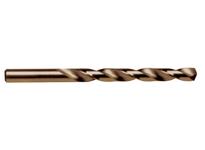 """IRWIN 3016019 19/64"""" x 4-3/8 Cobalt HSS -Jobber L"""