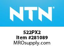 NTN 522PX2 SMALL SIZE TAPERED ROLLER BRG