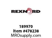 REXNORD 189970 789001525 WRAPFLEX 10R HCB 25MM F7