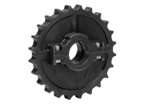 614-57-35 NS5700-27T Thermoplastic Split Sprocket With Keyway TEETH: 27 BORE: 35mm Round