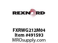 FXRWG212M04 HSG + FTG FXR-WG212M-04 124422