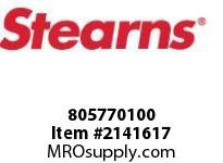 STEARNS 805770100 PIN-SOL LEVER REL-#5 & #6 8036185