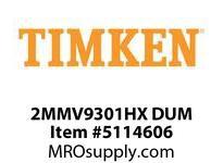 TIMKEN 2MMV9301HX DUM Ball High Speed Super Precision