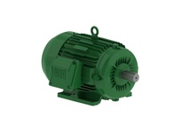 WEG 00136EG3E143T-W22 1HP 3600 208-230/460 143T TEFC-NEMA Pr