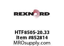REXNORD HTF8505-20.33 HTF8505-20.33 HTF8505 20.33 INCH WIDE RUBBERTOP M