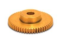 Boston Gear 09520 Y64128 DIAMETRAL PITCH: 64 D.P. TEETH: 128 PRESSURE ANGLE: 20 DEGREE