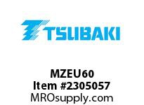 US Tsubaki MZEU60 Cam-General Use MZEU60 CAM CLUTCH