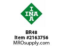 INA BR48 Snap ring housing