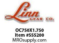 Linn-Gear OC750X1.750 DRIVE SAVER OVERLOAD CLUTCH  H1