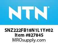 NTN SNZ222FB18N1L1Y#02 PLUMMER BLOCKS