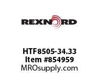 REXNORD HTF8505-34.33 HTF8505-34.33 HTF8505 34.33 INCH WIDE RUBBERTOP M