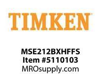 TIMKEN MSE212BXHFFS Split CRB Housed Unit Assembly
