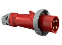 HBL-WDK HBL4100P7WR PS IEC PLUG 3P4W 100A 3P 480V REV