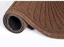 "Crown S3 F034DB 253 - Super-Soaker Fan 1-End Standard Color Fabric Edging 34"" x 65"" (3 x 5.4) Dark Brown"