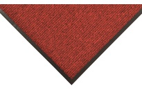 NoTrax 132S0310RB 132 Estes 3X10 Red/Black Estes features a fashionable high-low looped pile Decalon yarn that captures debris and dries foot traffic while maintaining its attractive appearance. A dense 33 ounces of tufted yarn per square y