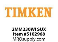 TIMKEN 2MM230WI SUX Ball P4S Super Precision
