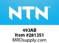 NTN 493AB MEDIUM SIZE TAPERED ROLLER BRG