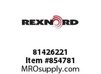 REXNORD 81426221 HT8506-57 F1 T6P N1.5 HT8506 57 INCH WIDE MATTOP CHAIN WI