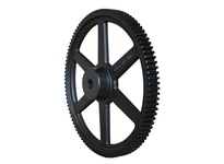 C4132 Spur Gear 14 1/2 Degree Cast Iron