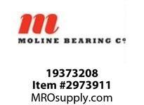 Moline Bearing 19373208 SPLIT E 1000 CARTRIDGE ASSEMBLY 2-1/2 SPLIT E1000 CARTRIDGE ASSEMBLY