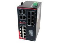 SLX-3EG-1SFP 3P GE Media Con w/SFP