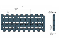 System Plast AA2501766 NGE2252PT-K1200 MPB-INCH