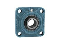 AMI UCF208 40MM WIDE SET SCREW 4-BOLT FLANGE HSG SET-SCREW LOCK