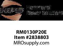HPS RM0130P20E IREC 130A 0.200MH 60HZ EN Reactors