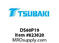 US Tsubaki DS60P19 DS60P19 SPLIT TAPER HT