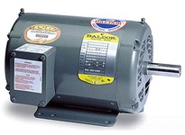 Baldor M1025T 7.5/3.3HP 1760/1160RPM 3PH 60HZ 256T
