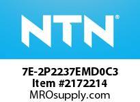 NTN 7E-2P2237EMD0C3 Large Size Spherical Roller Br
