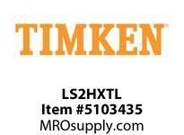 TIMKEN LS2HXTL Split CRB Housed Unit Component