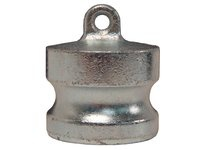 DIXON 150-DP-PM 1 1/2 PLATED IRON DUST PLUG