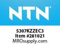 NTN 5307KZZEC3 DOUBLE ROW