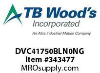 TBWOODS DVC41750BLN0NG INV DVC IP00 460V 175HP