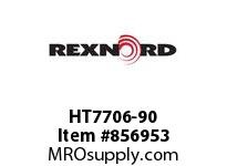 REXNORD HT7706-90 HT7706-90 HT7706 90 INCH WIDE MATTOP CHAIN WI