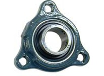 Dodge 124600 LF-SC-008 BORE DIAMETER: 1/2 INCH HOUSING: 3-BOLT LIGHT DUTY FLANGE LOCKING: SET SCREW