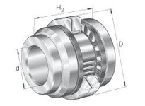 INA ZARN60120LTN Ball screw support bearing