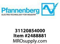 Pfannenberg 31120854000 BExBG 10-E 12V DC AM Ex-Flashing light