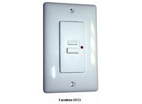 HBL-WDK GFBF20LALA 20A 125V FACELESS LED GFCI LA