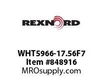 REXNORD WHT5966-17.56F7 WHT5966-17.5625 R5 T7P