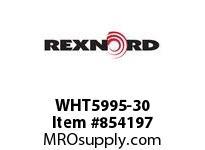 REXNORD WHT5995-30 WHT5995-30 WHT5995 30 INCH WIDE MATTOP CHAIN W