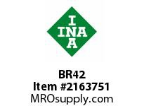 INA BR42 Snap ring housing