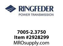 Ringfeder 7005-2.3750 2-3/8^ ECOLOC 7005 Locking assembly