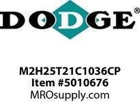 DODGE M2H25T21C1036CP MTA SIZE 211525:1210 C-FACECECP3771T GEAR PRODUCTS