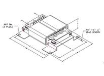 Dongan 21HG-0505 5KVA 240 TO 120 HOSPITAL ISOLATION TRANSFORMER