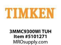 TIMKEN 3MMC9300WI TUH Ball P4S Super Precision