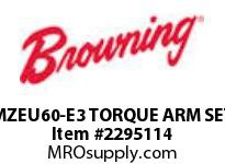 Morse MZEU60-E3 TORQUE ARM SET MZEU CLUTCHES-900