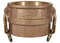 DIXON 50-D-BR COUPLER